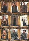 FALLING SKIES PREMIUM PACK RELEASE 2nd MASS 9 CARD SET SM1 - SM9 NUMBERED TO 325