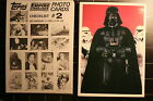 1980 Topps Empire Strikes Back Photo Card Set (30 Cards)