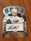 11 12 ANTHOLOGY BRAYDEN MCNABB CROWN ROYALE ROOKIE ROYALTY SIGNATURES RC #222 SP