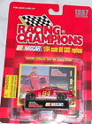 NIP NASCAR Die Cast Car Bill Elliott 94 1997 1:64 NEW McDonald's Card Stand