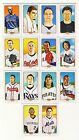 14 Different 2010 Topps T206 Baseball Cycle Mini Card Lot 99