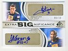 Le Toux Mwanga 2011 SP Game Used Soccer Extra SIGnificance Autograph Card 06 10