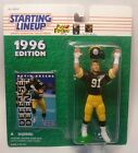 1996  KEVIN GREENE - Starting Lineup - SLU - Sports Figure - PITTSBURGH STEELERS