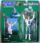1998  TROY AIKMAN - Starting Lineup - SLU -Sports Figurine - Dallas Cowboys