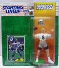 1994 TROY AIKMAN - Starting Lineup SLU - Figure Dallas Cowboys HOF Quarterback!