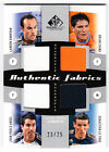 Landon Donovan Brian Ching Angel Le Toux 2011 SP Game Used Soccer Quad Jersey 25