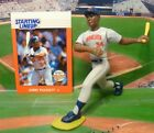 1988  KIRBY PUCKETT - Starting Lineup - SLU - Figure & Card - MINNESOTA TWINS
