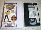 American Cultures for Children Native American Heritage Phylicia Rashad VHS