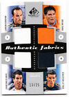 Landon Donovan Ching Angel Toux 2011 SP Game Used Soccer Quad Jersey Card 13 25