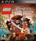 Lego Pirates Of The Caribbean treasure jack sparrow PS3 NEW
