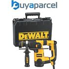 DeWalt D25323K-GB D25323K L Shape SDS PLUS Hammer 3 Mode Low Vibration 240v