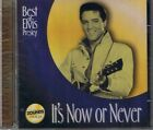 Presley, Elvis It's Now Or Never (Best of)  24 Carat Zounds Gold CD NEW Sealed