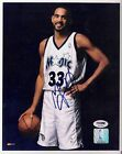 8 x 10 GRANT HILL MAGIC AUTO PSA CERTIFIED