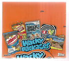 2012 TOPPS WACKY PACKAGES HOBBY SEALED BOX