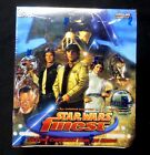 Star Wars Topps Finest Trading Chromium Series 1 Card Box 1996 .