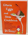 DR SEUSS GREEN EGGS AND HAM CLASSIC CHARACTERS COOKBOOK HARDCOVER SPIRAL 2006