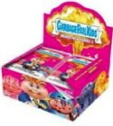 2013 TOPPS GARBAGE PAIL KIDS BNS 2 SEALED HOBBY BOX 24PKS GOLDS SKETCH PLATE WOW