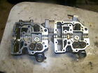 1989 Honda Pacific Coast PC800 PC 800 Engine Heads