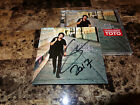 Steve Lukather Rare Authentic Hand Signed Cd Transition 2013 Toto Guitar Player