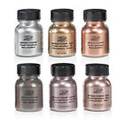 MEHRON METALLIC POWDER GOLD SILVER COPPER BRONZE THEATRICAL STAGE MAKEUP POWDER
