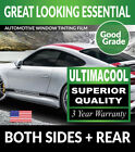 UC PRECUT AUTO WINDOW TINTING TINT FILM FOR GEO TRACKER 4DR 96 97