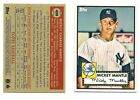 Mickey Mantle 2012 Topps Baltimore National VIP Exclusive Card #408 SP