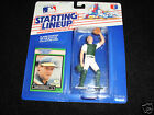 1989 Kenner Starting Lineup SLU Terry Steinbach Oakland A's catcher pose