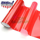 12 Colors 12x48 Smoke Headlight Taillight Fog Light Tint Film Vinyl Wrap