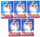 WILL MIDDLEBROOKS 2013 Topps Spring Fever #SF-12 - Boston Red Sox - LOT OF 5
