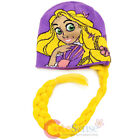 Disney Princess Rapunzel Tangled Beanie Face Hat with Hair Wig