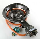 Super Gas Stove Burner Portable Propane Brass Camping Tailgating Cooking Stoves