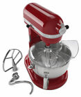 KitchenAid RRKP26M1Xer PRO 600 STAND MIXER 6 qt BIG RED REFURB