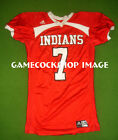 Newberry Indians GAME USED / WORN Football Jersey Collectors MUST L@@K