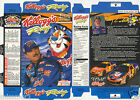 Terry Labonte 2002 Kelloggs racing promotional picture signature cereal box card
