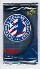 2012 National Hockey Card Day USA Unopened Pack QTY