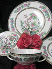 ANTIQUE 1880 Maddock ENGLAND dishes DOUBLE handle SOUP bowl DINNER