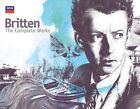 Benjamin Britten: The Complete Works  (CD 65 discs + DVD box set) NEW