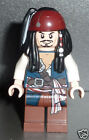 Pirates of the Caribbean Lego Minifig ~ Captain Jack Sparrow