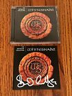 WHITESNAKE The Definite Collection CD   AUTOGRAPHED