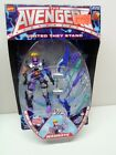 The Avengers United They Stand Toy Biz HAWKEYE Action Figure Sealed