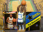 1992  TIM HARDAWAY - Starting Lineup - Loose with Card & Poster - G.S. Warriors