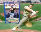 1998  MARK McGWIRE - Starting Lineup - SLU - Figure & Card - OAKLAND ATHLETICS
