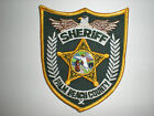 PALM BEACH COUNTY, FLORIDA SHERIFF'S DEPARTMENT PATCH.
