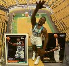 1993  LARRY JOHNSON - Starting Lineup - SLU - Loose With Cards - Char. Hornets