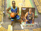 1994  JAMAL MASHBURN - Starting Lineup - SLU - Loose With Card - Dallas Mavs.