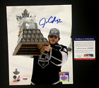 Jonathan Quick Rookie Cards and Autograph Memorabilia Guide 38