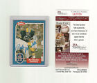 PACKERS Ray Nitschke signed 1988 Swell card JSA COA AUTO Autographed Green Bay