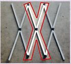 Ozark Trail First Up 9 x 9 Gazebo 2 SIDE TRUSS Bars Replacement Repair Parts