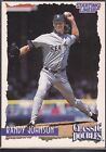 1997  RANDY JOHNSON - Starting Lineup Card - SEATTLE MARINERS - Classic Doubles