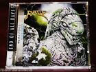 Rage: End Of All Days Remastered 2006 Edition CD GUN Records EU 265